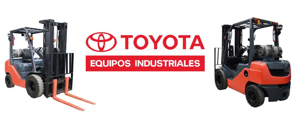 Montacargas Toyota